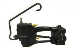 P380气动式免扣塑钢带打包机