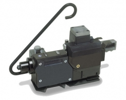 P350气动塑钢带打包机